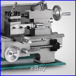 Brushless motor Mini Metal Lathe Woodworking Tool High Precision Machine 750W