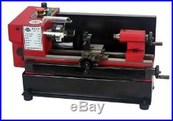 C0-125-220V 50Mm Mini Metal Processing Machinery 3 Jaw Chuck Sieg Metal Lathe uc