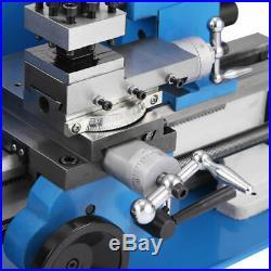 CJ18A Milling Blue Turning Package Metal Accessory Digital 7x14 Mini Lathe