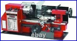Central Machinery 7 x 10 Precision Tabletop Mini Lathe
