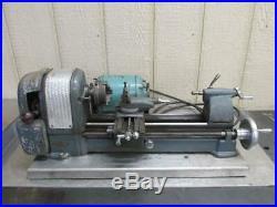 Craftsman Model 109.21270 Mini Bench Metal Lathe withMotor 3 Chuck 10 Bed