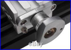 DC12V 60W High Power Mini Metal Lathe Metalworking Woodworking DIY Tool US/UK/EU
