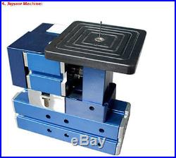 DIY Mini Lathe Machine Tool Drilling Sanding Kit Mini Metal 6 in 1 Lathe Machine