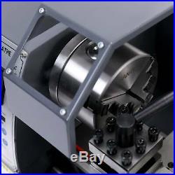 Digital 600W 8x 14 Mini Metal Milling Lathe Variable Speed 2500 RPM DC Motor