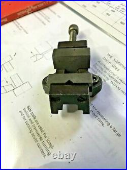 EMCO MINI LATHE VICE. IN 1st CLASS CODITION. SEE PICTURES