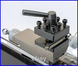 Eastwood Benchtop Mini Metal Variable Speed Lathe 7 x 12 Drilling Machine