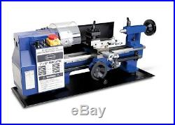 Eastwood Benchtop Mini Metal Varieable Speed Lathe 7 x 12 Drilling Machine