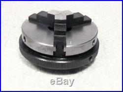 Emco Unimat 3 Mini Lathe 3-Jaw Self Centering Chuck, Ref 150410