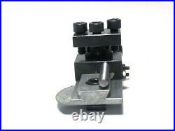 Emco Unimat 3 Mini Lathe Top Slide for Taper Turning, Ref 150190