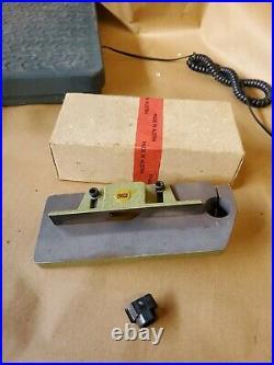 Emco Unimat DB SL Mini Lathe Jointer / Router Attachement, Ref #1060 1061
