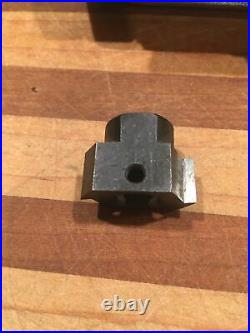 Emco Unimat DB SL Mini Lathe Jointer / Router Attachment, Ref #1060 With Blade