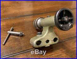 Emco Unimat DB SL Mini Lathe Original Complete Tailstock Assembly & Drill Chuck