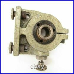Emco Unimat DB200 Indexing Dividing Head Attachment With #48 Plate Mini Lathe C1