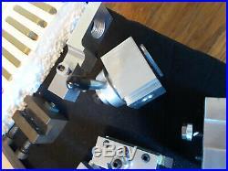 Emco Unimat Sl1000 mini Lathe Jewelers Gunsmith Watchmaker Modeler Vintage