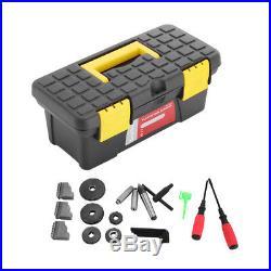 HQ 600W 7×12 Precision Mini Metal Lathe Automatic Wood Drilling Machine Benchtop