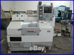 Haas Mini Lathe CNC Gang Style Turning Center For Sale