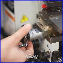 Klutch Mini Metal Lathe 7in. X 12in