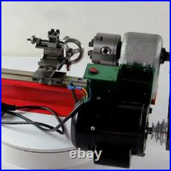 Lathe Machine DIY Tool Universal Soft Metal Mini Turning Metal lathe with Chuck