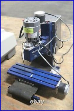 Maxnc 10 cnc mini mill machine