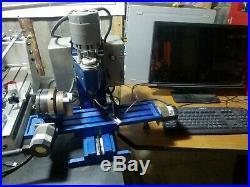 Maxnc 10 cnc mini mill machine 4axis