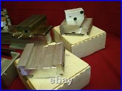 Metal Lathe Mini Incomplete Project Sherline Jewelers Heavy Aluminum