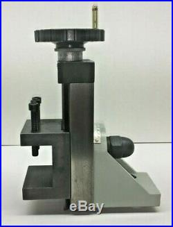 Microlux Mini Lathe Milling Attachment Heavy Duty