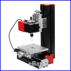 Mini 6 in 1 Motorized Jigsaw Grinder Wood Metal Lathe Woodworking 100-240V New