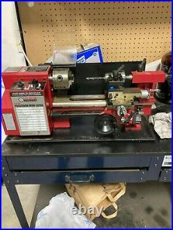 Mini-Lathe Miniature Multifunction DIY CNC Metal Motorized 20000r/min Lathe