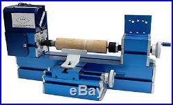 Mini Metal 6 in 1 Lathe Machine DIY Mini Lathe Machine Tool Drilling Sanding Kit