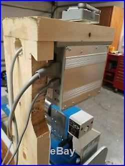 Mini Metal Lathe 1 HP Servo Motor 115 V 750 Watt Kit Fits Original Location Gear