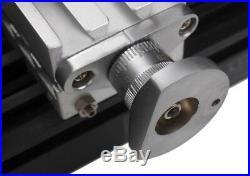 Mini Metal Lathe 12000Rpm 60W Motorized Lathe 12V DC/5A DIY Woodworking Tool
