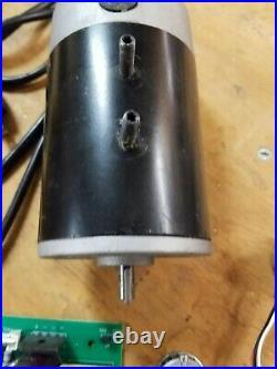 Mini Metal Lathe 3/4 hp Motor 550W & Control Board Reverse Magnetic speed Switch