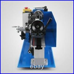 Mini Metal Lathe 7x12 550W Precision Variable Speed 2250RPM High Quality Items