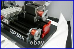 Mini Metal Lathe Machine For Modellers / Wood working /Fishing floats