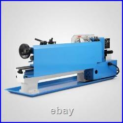 Mini Metal Lathe Tool Machine High-Precision Benchtop Quality Standard Durable