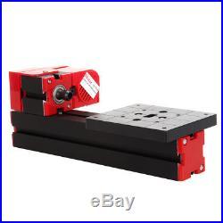 Mini Metal Lathe machine 6 in 1 Tools Grinder Saw Driller Metal Wood Miller