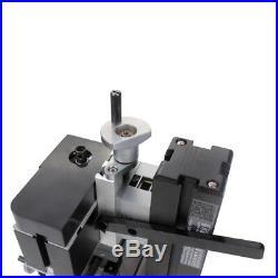 Mini Metal Milling Machine Woodworking 36W DIY Woodworking Motorized Tool Model