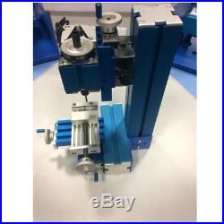 Mini Milling Machine DIY Woodworking Metal Aluminum Processing Tool 100V240V