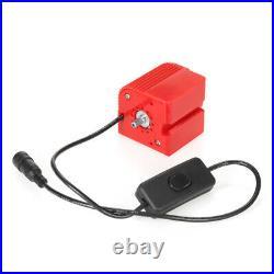 Mini Multipurpose Machine 6 In 1 Metal Lathe Milling Driller DIY Tool Kit R1S4