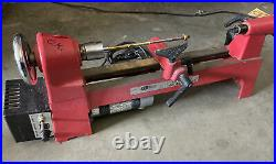 Mini Wood Lathe 12, 1/4 HP DC With Variable Speed. PSI Carba-Tec CML4SE