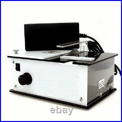 Multifunction Mini Table Saw Handmade Woodworking Bench Hobby Craft Cutting Tool