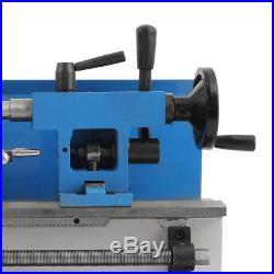 NEW! 7x14 High Precision Digital Mini Lathe CJ18A Metal Milling Metal Turning