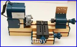 NEW! Xendoll Metal Mini Lathe DIY Micro Milling Machine Millier