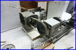 Nice Used Vintage EMCO Unimat Model 3 Mini Lather Tooling Machinist Austria US