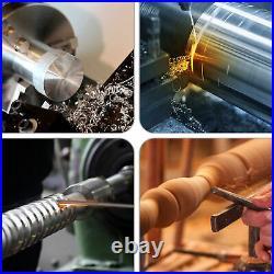 Preenex 2500rpm Mini Metal Lathe for Turning Milling Drilling & Threading 600W