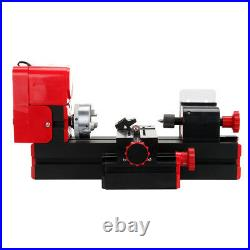 Ridgeyard 6in1 DIY Mini Wood Metal Motorized Lathe Machine Woodworking Tool Kit