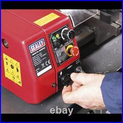 Sealey Mini Lathe & Drilling Machine Garage Workshop DIY