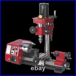 Sealey Mini Lathe & Drilling Machine SM2503