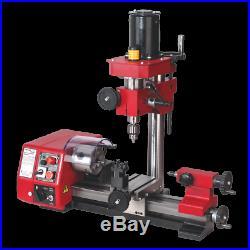 Sealey SM2503 Mini Lathe & Drilling Machine 240v