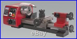 Sealey SM2503A Metalworking Mini Lathe 250mm